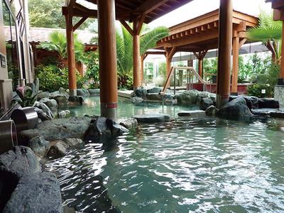 Spa Resort湯華アイランド