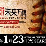 """野球""""未来""""型フェス!? ファン必見の第1回『野球未来万博』が開幕"""