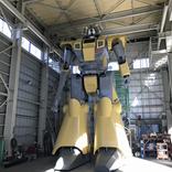 【動画アリ】搭乗・操縦可能!! 全長8.5メートル総重量7.3トンの2足歩行ロボ「MONONOFU」が超スゴイ!! 製造裏話がヤバい!