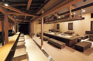 ネスタリゾート神戸 延羽の湯 野天 閑雅山荘