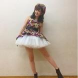 鈴木愛理ソロ新曲『未完成ガール』 初披露での衣装公開「まだ何色にでも染まれる!!」