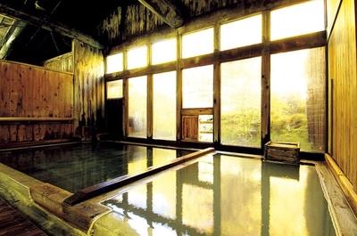 白骨の名湯 泡の湯旅館