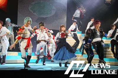 舞台「イケメン革命◆アリスと恋の魔法 THE STAGE」!フェンリルとアリスの恋の行方は・・・イケメンズキャスト写真UP