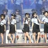 48グループ成人式コンサート メンバーのコスプレにファン熱狂