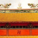 若者が使う「卍」の由来をお寺に聞いてみた