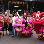『にじいろジーン』 500回記念!めでたいグルメでお祝いSP、ぐっさん&はるな愛は、台湾へ!