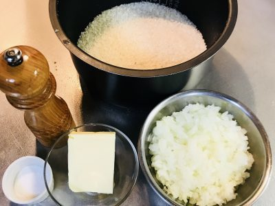 器 炊飯 バター ライス