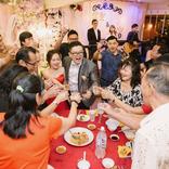 披露宴が始まるまでがとにかく長い!マレーシアの中華系ウェディングに参加してみた