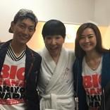和田アキ子、観月ありさ夫妻と3ショット バスローブ姿に注目集まる
