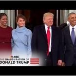 ミシェル・オバマ元米大統領夫人、メラニア夫人に贈り物を渡された日を回顧<動画あり>