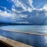 諏訪湖と一体!インフィニティ温泉がすごい!「萃sui-諏訪湖」長野県・上諏訪温泉