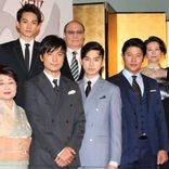 松田翔太ら「西郷どん」の新キャスト発表 風間俊介「初めての大河が『西郷どん』で良かった」