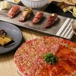 """これぞ""""肉三昧""""!「牛肉寿司」などリッチな""""スペシャル肉コース""""が今だけ超オトク価格"""