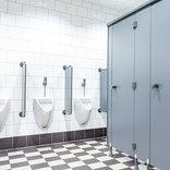 これは男性あるある!? 公衆トイレでチャックを開けたまま振り返ると