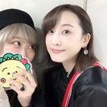 松井玲奈「おジャ魔女どれみ」瀬川おんぷと2ショットにファン歓喜