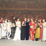 中島みゆきリスペクトライブ、武道館で魂揺さぶる奇跡の一夜が実現!クミコ、研ナオコ、島津亜矢など全9組が3時間に渡って大熱唱!
