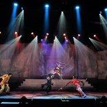 斬劇『戦国BASARA』第六天魔王が開幕!「最後の闘いまでキャスト一同手を取り合い全力を尽くす!」