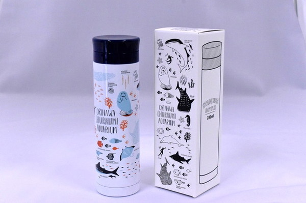オリジナルステンレスボトルSUISO