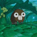 タモリさんが葉っぱを食べる音を演じる!? 宮崎駿監督最新アニメ『毛虫のボロ』が完成!