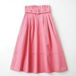 身長別!着られている感はもう卒業!パッと目をひく「きれい色スカート」を春の味方に♥