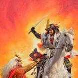 『信長の野望』や『三國志』シリーズでお馴染み、イラストレーター・長野剛の原画展が秋葉原で開催