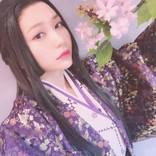 """河西智美""""北政所""""役で主演 艶やかな着物姿に「姫感すごい!」"""