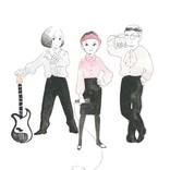 空気公団、新アー写が志村貴子による描き下ろしイラストで登場&新作MVショートver.本日公開