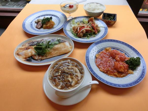 中華菜館 龍郷