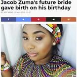 南アフリカの前大統領、7人目の妻は52歳年下! 23人目の子供も誕生