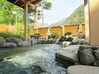信州駒ヶ根高原 早太郎温泉 こまくさの湯