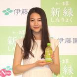 久保田紗友、『お~いお茶』の新CMガールに「新社会人としてフレッシュな気持ちで」