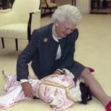 【イタすぎるセレブ達・番外編】ブッシュ元米大統領が緊急入院 妻バーバラ夫人の葬儀終えて