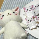 【癒やしの猫キャラがスイーツに!】マモニャンクッキー