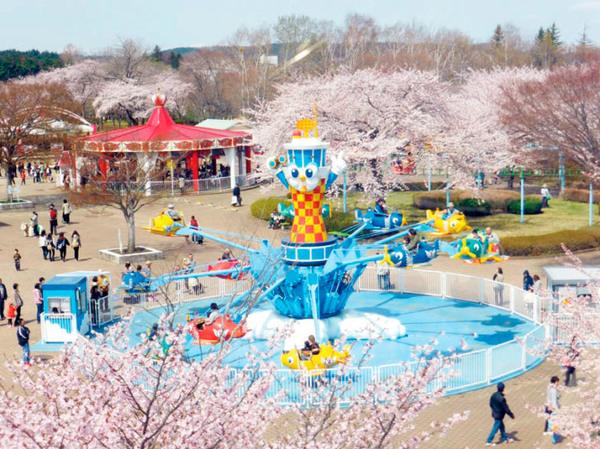八戸公園 こどもの国・植物園