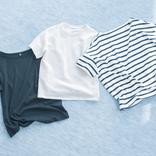 【GU&ユニクロ&無印良品】のシンプルTシャツで作れる♡デートコーデ着回し術