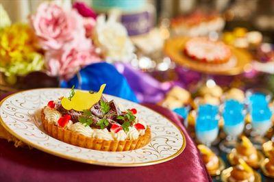 アラビアンナイト  タルトケーキ