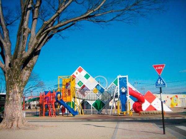 前橋こども公園・前橋市児童文化センター