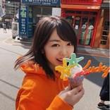 AKB48峯岸みなみ、山口達也との共演振り返り「声かけられたとかは無い」