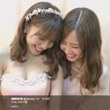 """AKB48加藤玲奈&小嶋菜月""""れなっつん""""に和むファン「二人ともいい顔してる」"""