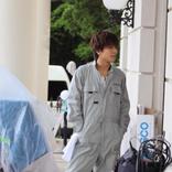 三代目JSB岩田剛典の作業着姿オフショットが「カッコいい」と話題