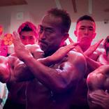 角田信朗率いるマッチョ軍団らによるマナー啓蒙動画公開