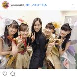モノノフ・新木優子、ももクロ10周年記念ライブに感謝感激!
