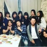 PENICILLIN・千聖、Janne Da Arc・kiyoに岡本真夜 熊切あさ美が参加した「肉山会」が豪華