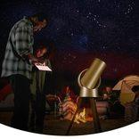 無数の星々の中から自動で星座を見つけてくれるスマート天体望遠鏡「Hiuni」