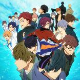 TVアニメ『Free!-Dive to the Future-』メインキービジュアル公開!