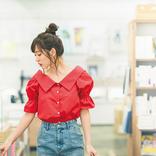 着た瞬間、美人見え♡今季の新定番カラー「赤」のおしゃれ力がすごい!