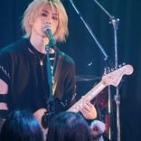 SHIN 音楽人生初のカバー「GLAMOROUS SKY」初披露ライブで語った名前の由来とViViDのこと