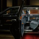 【新車】新型トヨタ・センチュリーの快適性と「折り上げ天井様式」を採用した天井に注目