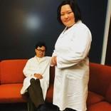 浜野謙太、朝ドラ『まんぷく』での白衣姿披露「情熱の歯医者役」