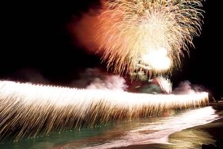第52回 熱川海上花火大会
